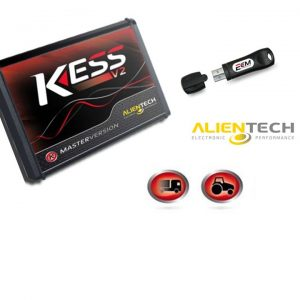 Kess V2 Master trucks and tractors